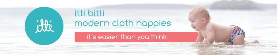 itti bitti modern cloth nappies